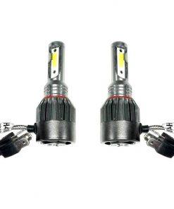 لامپ هدلایت خودرو مدل H4 بسته 2 عددی