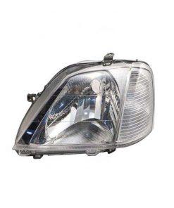 چراغ جلو خودرو فن آوران پرتو الوند مدل AM 5964 مناسب برای ال 90 بسته 2 عددی
