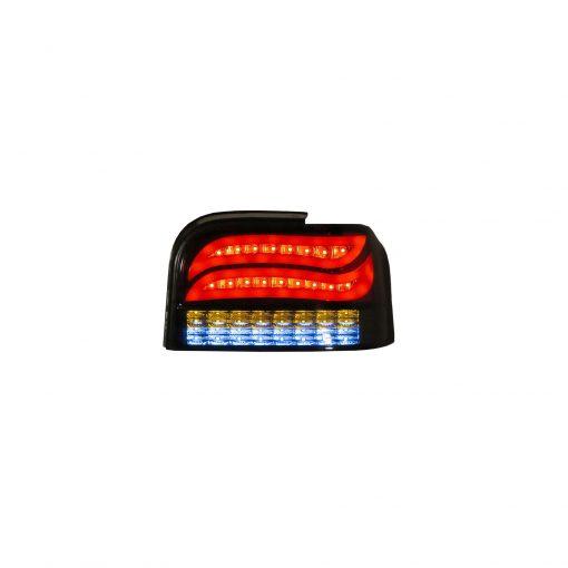چراغ عقب خودرو ان جی کو مدل 12 مناسب برای پراید 131 بسته دو عددی