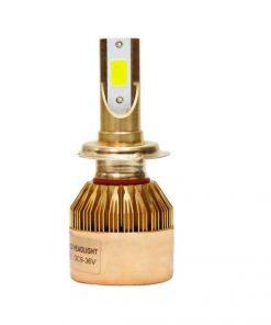 هدلایت لامپ خودرو مدل D5H7 آفتابی بسته 2 عددی