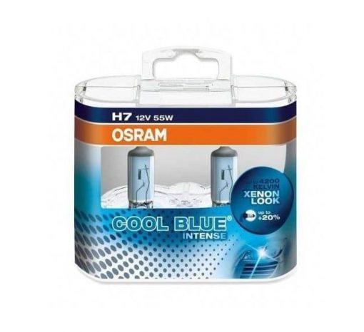 لامپ خودرو اسرام مدل CBH7 بسته 2 عددی