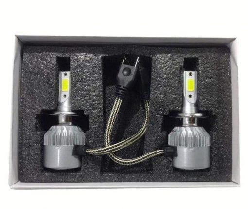 لامپ هدلایت خودرو مدل A9 880 بسته دو عددی