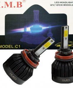 لامپ هدلایت خودرو آی ام بی مدل C1 بسته 2عددی ۱ دیدگاه کاربران برند : متفرقهدستهبندی : لامپ خودرو نوع لامپ: COB مدل: H1، H3، H4، H7، 9005، 9006، H11، 880 بازه میزان نوردهی: 4000-5000 امکان تحویل اکسپرس ۷ روز هفته ۲۴ ساعته امکان پرداخت در محل ضمانت اصل بودن کالا فروشنده: اسپرت میلاد عملکرد:۴ از ۵ گارانتی اصالت و سلامت فیزیکی کالا موجود در انبار فروشنده ارسال توسط دیجیکالا از ۳ روز کاری دیگر ۲۹۵,۰۰۰ تومان افزودن به سبد خرید Digi Point ۳۰ امتیاز پس از فعالسازی دیجیکلاب و خرید این کالا آیا قیمت مناسبتری سراغ دارید؟ بلی خیر لامپ هدلایت خودرو آی ام بی مدل C1 بسته 2عددی