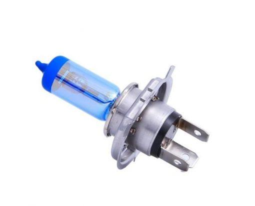 لامپ خودرو ایگل مدل H4 12V 90/100 W Plasma Xenon Deep Blue بسته 2 عددی