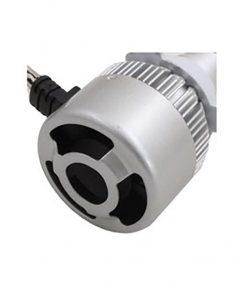 لامپ خودرو C9 مدل H7 یخی بسته 2 عددی