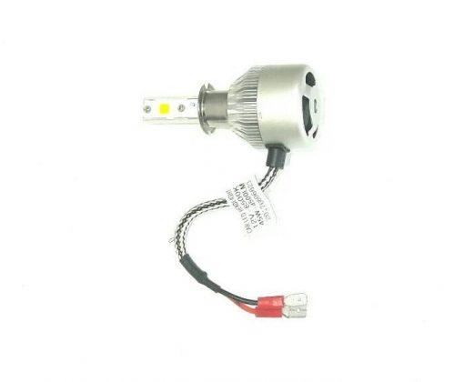 لامپ هدلایت خودرو مدل H3 بسته دو عددی