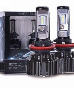 لامپ هدلایت خودرو مدل H11 بسته دو عددی