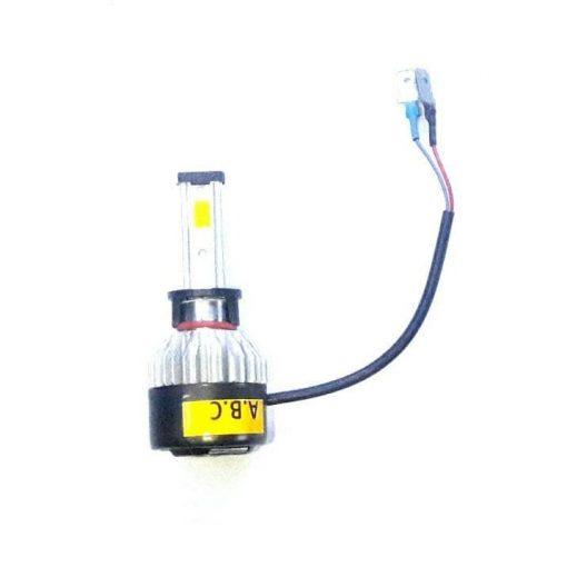 هدلایت لامپ خودرو G2 مدل H3 بسته دو عددی
