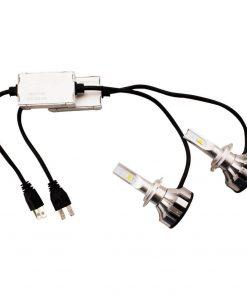 لامپ هدلایت خودرو کد PLS07 بسته دو عددی