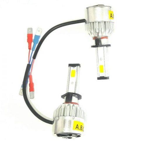 لامپ هدلایت خودرو مدل H1 بسته دوعددی