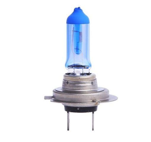 لامپ خودرو ایگل مدل H7 12V 100 W Plasma Xenon Deep Blue بسته 2 عددی
