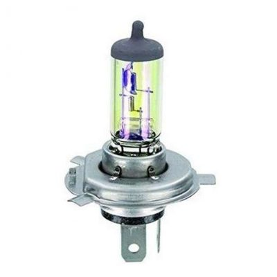 لامپ خودرو هالوژن هفت رنگ