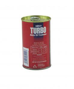 مکمل روغن موتور خودرو بوش مدل TURBO حجم 300 میلی لیتر