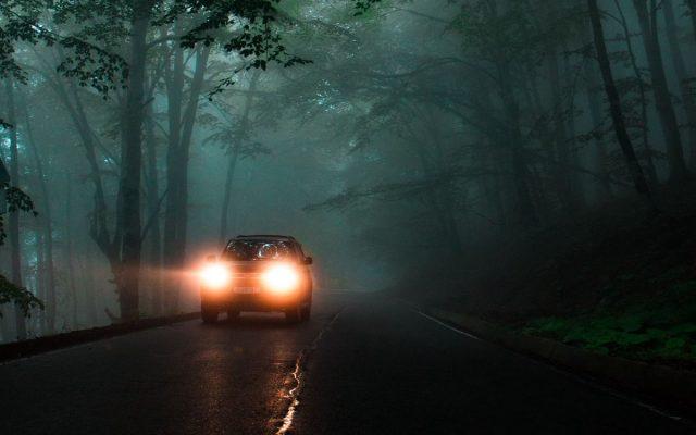 چراغ مه شکن خودرو