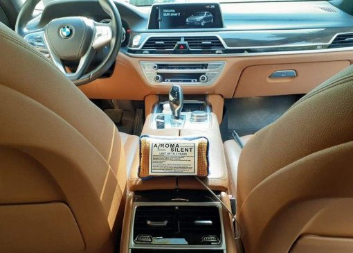 تصفیه کننده هوا خودرو آروما سایلنت مدل HM6556