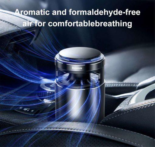 تصفیه کننده هوای خودرو باسئوس مدل Formaldehyde