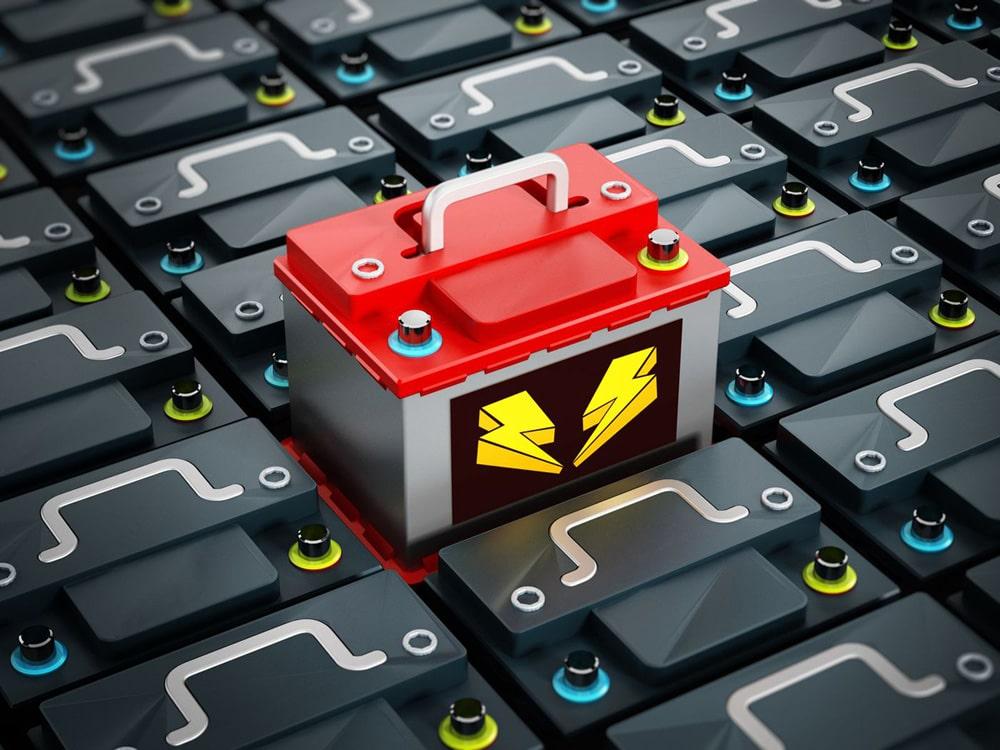 انواع باتری خودرو - فرق باتری اسیدی و اتمی