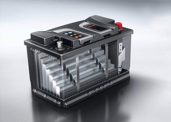 انواع باتری خودرو - باتری اتمی خودرو - باتری خشک خودرو