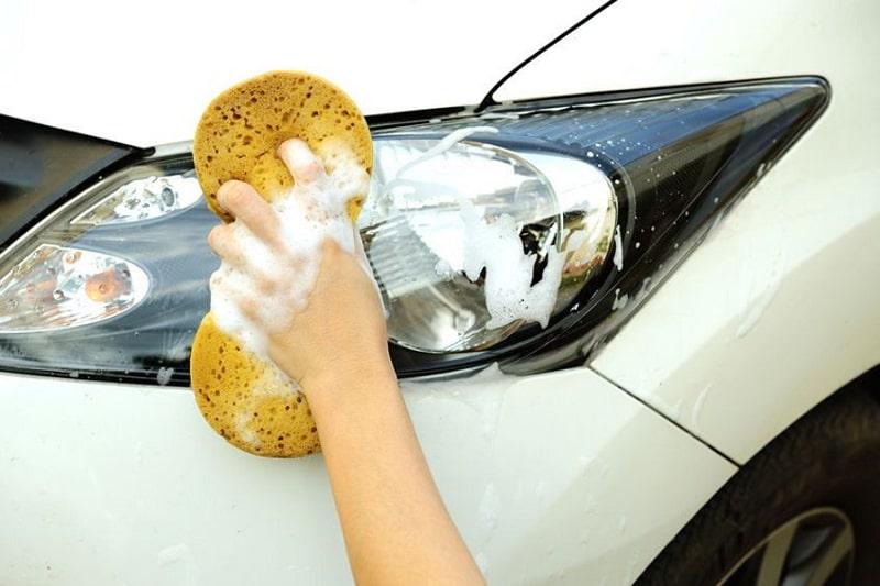 براق کردن چراغ ماشین - رفع کدری تیرگی و زردی چراغ جلو ماشین