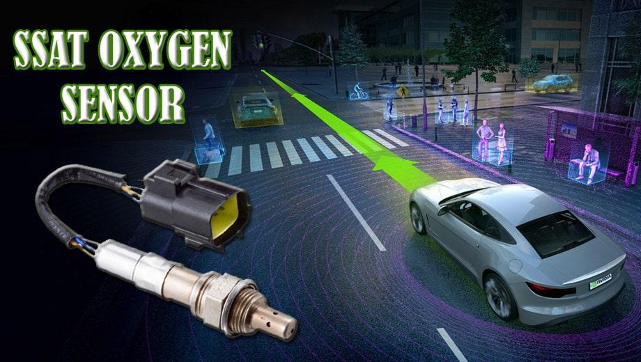 سنسور اکسیژن ssat