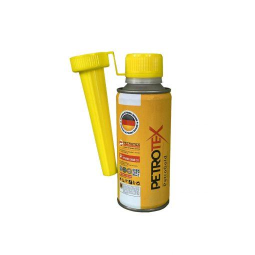 مکمل بنزین پتروگلد پتروتکس   افزایش عدد اکتان   کاهش مصرف سوخت   پاکسازی مسیر سوخت رسانی   افزایش شتاب و قدرت موتور