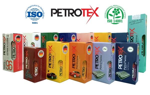 محصولات اکتان افزای پتروتکس